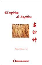 libros de medicina china El espíritu de Angélica